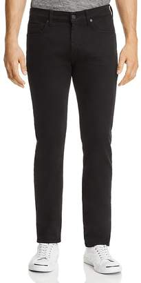 7 For All Mankind Paxtyn Skinny Fit Jeans in Annex Black