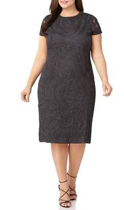d66a98100c99b JS Collections Plus Size Dresses - ShopStyle