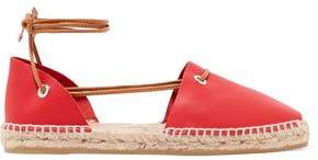 Castaner Leather Espadrilles