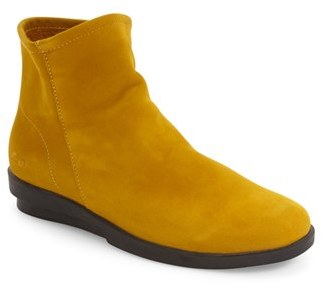 Women's Arche 'Detyam' Wedge Zip Bootie $424.95 thestylecure.com