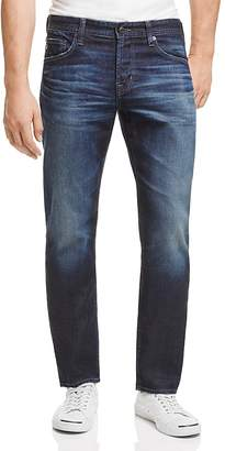 AG Jeans Graduate Slim Straight Fit Jeans in 4 Years Gone