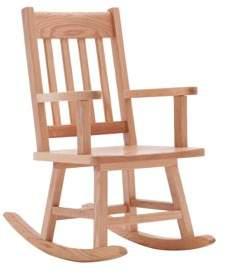ECR4Kids Classic Oak Child's Rocking Chair