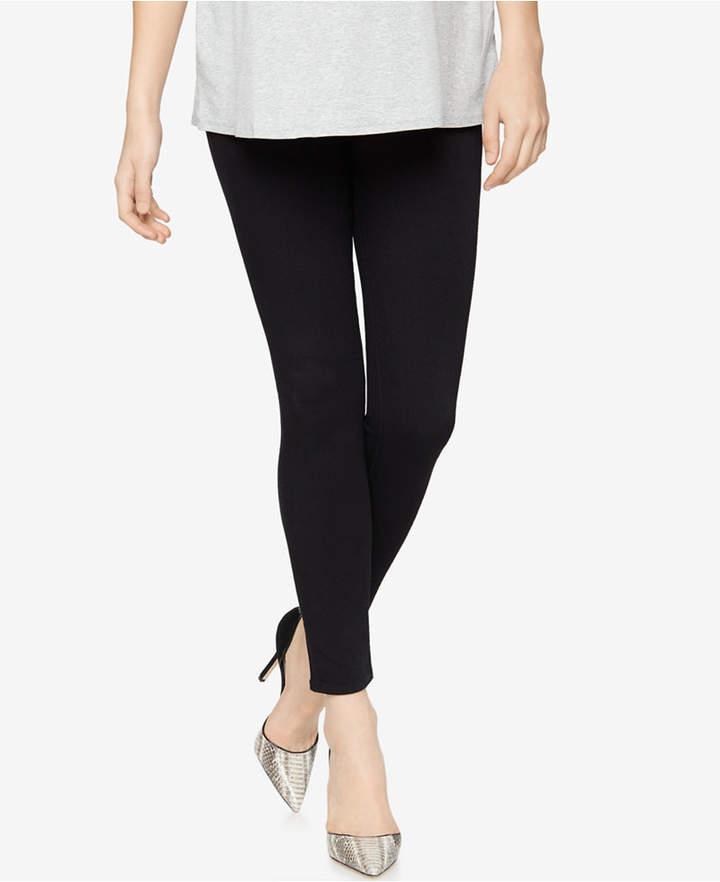AG JeansAG Jeans Maternity Super Black Wash Skinny Jeans