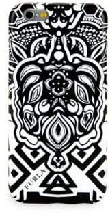 Furla Tattoo-Print iPhone 6 Case