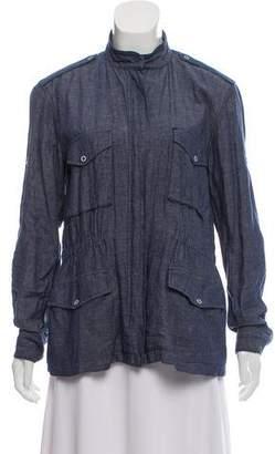 Rag & Bone Lightweight Chambray Jacket