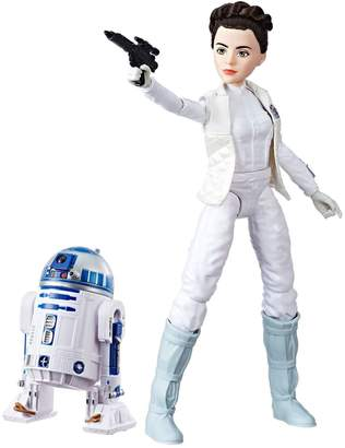Hasbro Star Wars Forces of Destiny Princess Leia Organa & R2-D2 Adventure Set