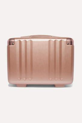 CalPak Metallic Hardshell Vanity Suitcase