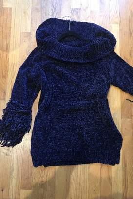 Adore Fringe Chenille Sweater