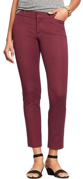 Old Navy Women's The Pixie Ankle Pants