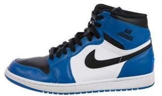 Nike Jordan 2016 1 Retro Rare Soar Sneakers
