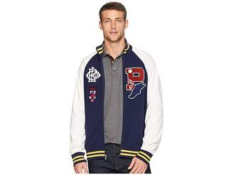 Polo Ralph Lauren Interlock Track Full Zip Jacket