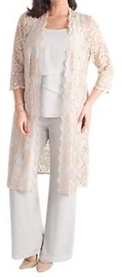 Chesca Scallop Lace Coat, Gold