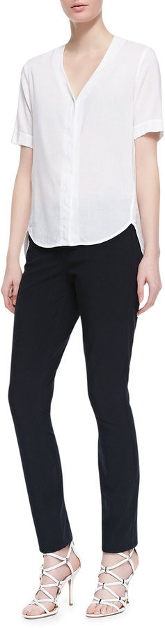 Theory Billy Lightweight Skinny Jeans