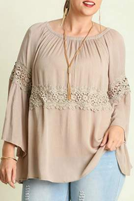 Umgee USA Latte Bell Tunic
