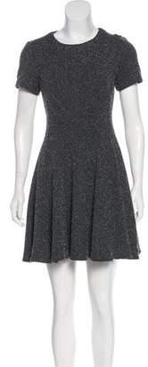 Tibi Flared Knit Dress