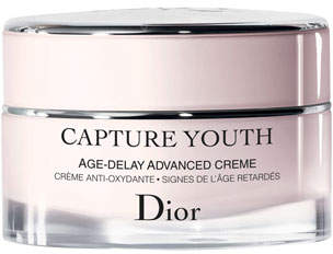 Christian Dior Capture Youth Age-Delay Advanced Creme, 1.7 oz./ 50 mL