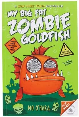 "Kohls Cares Kohl's Cares""My Big Fat Zombie Goldfish"" Activity Book"