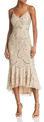 Aidan Mattox Embellished Midi Dress - 100% Exclusive