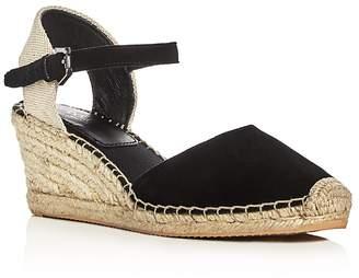 Botkier Elia Ankle Strap Espadrille Wedge Sandals