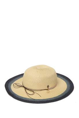 Tommy Bahama Dip Dyed Braided Hat