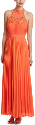 Karen Millen Embellished Maxi Dress