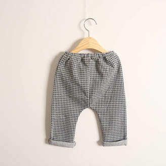 JJ Park Checked Trousers
