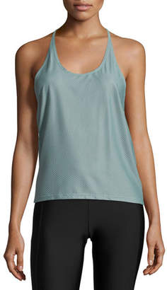 Onzie T-Back Mesh Athletic Tank