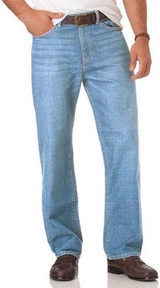 Chaps Men's 5-Pocket Straight-Fit Jeans