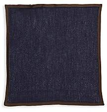 Brioni Men's Bicolor Pocket Square
