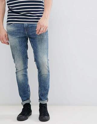 ONLY & SONS Washed Skinny Fit Jeans