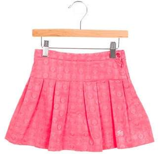 Tartine et Chocolat Girls' Floral Pleated Skirt w/ Tags