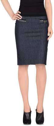Vdp Collection Denim skirts