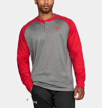 Under Armour Men's UA Baseball Training Henley