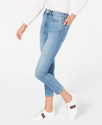 Joe's Jeans Joe Jeans The Charlie Studded Skinny Jeans