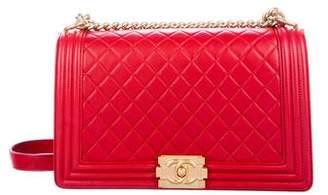 Chanel 2016 Large Boy Bag
