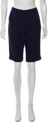 Rebecca Minkoff Mid-Rise Knee-Length Shorts w/ Tags