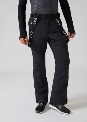 Emporio Armani Ea7 Breathable Fabric Ski Trousers