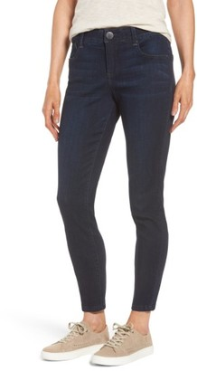 Petite Women's Wit & Wisdom Ab-Solution Ankle Skimmer Jeans $68 thestylecure.com
