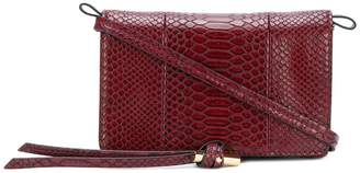 Stella McCartney snake-effect mini bag