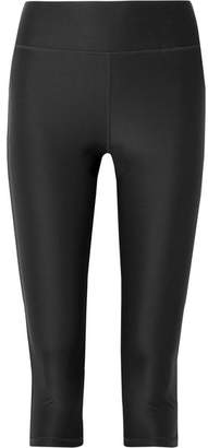The Upside Compression Nyc Stretch Leggings - Black