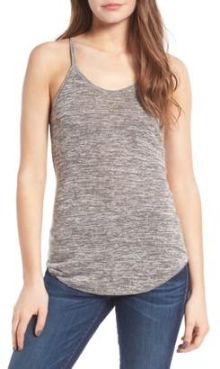 Women's Leith Melange Camisole $35 thestylecure.com