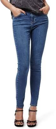 Topshop Jamie High Waist Skinny Jeans