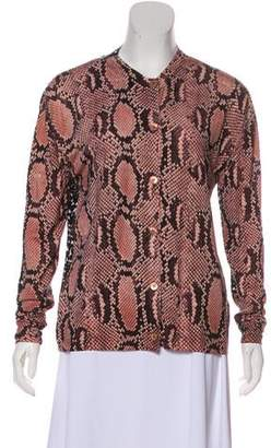 Stella McCartney Virgin Wool Cardigan