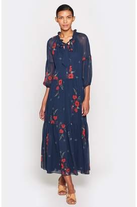 Joie Saffrona Silk Dress