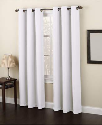 "Montego Lichtenberg Casual Grommet Curtain 48"" x 63"" Panel"