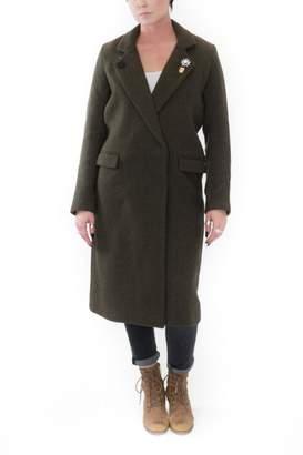 Scotch and Soda Military Wool Coat