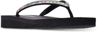 Skechers Women's Meditation - Desert Flip Flop Thong Sandals from Finish Line