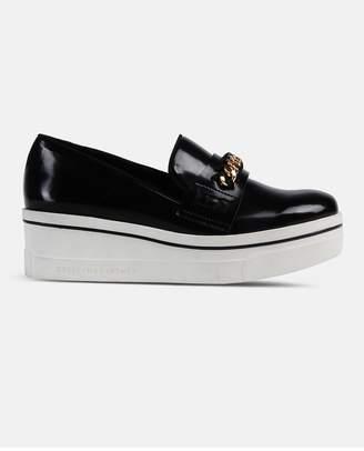 Stella McCartney Black Binx Loafers