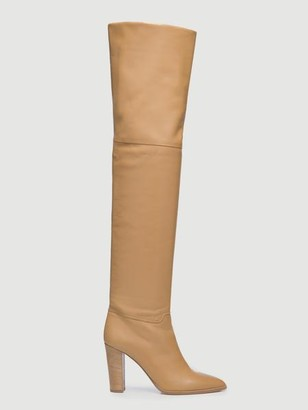 Frame Denim x Tamara Mellon Over The Knee Boot