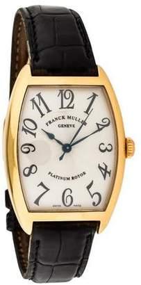 Franck Muller Cintrée Curvex Watch